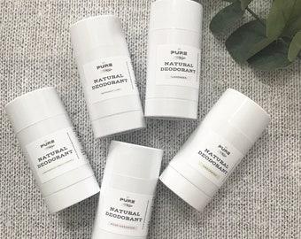 Natural Organic Deodorant