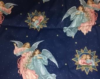 Blue Angels Fabric