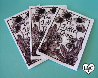 The Little Things Zine Vol. 2