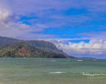 Napali Coastline, Kaua'i Hawaii