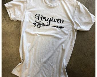 Forgiven Crew Neck Tee