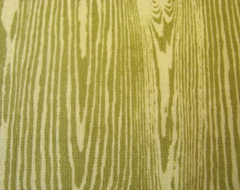 1 yard Joel Dewberry - Aviary 2 - Woodgrain  JD42 Dill