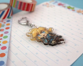 Zelda Breath of the Wild Keychain