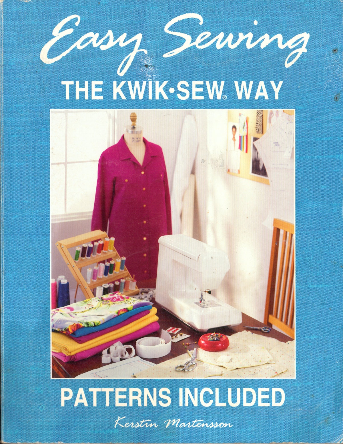 Easy Sewing the Kwik Sew Way by Kerstin Martensson, Master Patterns ...