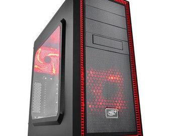 AMD Ryzen Essentials Gaming Build