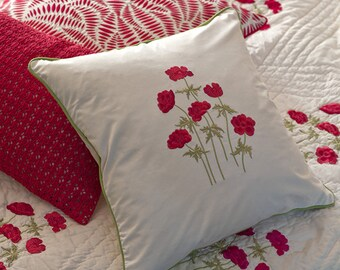 Machine Embroidery Design Anemones -2 sizes