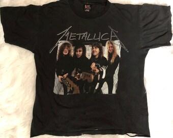 Metallica - The 5.98 E.P vintage t-shirt