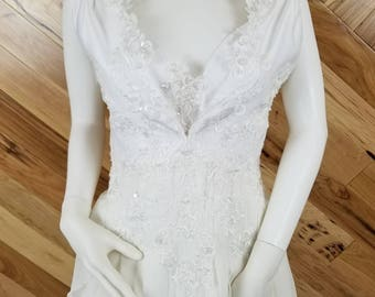 Wedding gown one of a kind