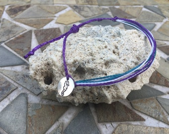 Seahorse String Bracelet
