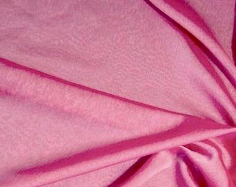 "JN00131 Fuschia 59 Chiffon Two Tone Soft Drape Smooth Sheer Super Lightweight Fashion Home Decor Crafting 58/60""Fabric By The Yard"
