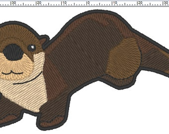 Cute Otter (PES-file)