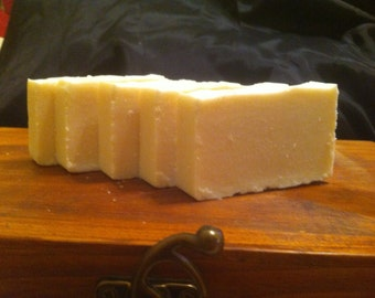 2 Pack-100% Olive Oil Castile Soap, Olive oil soap, handmade soap 5.5 oz  #BBOU00