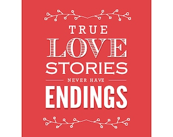 True Love Never Ends