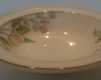 Wedgwood Wild Apple O.T.T.Granada Shape Rimmed Cereal Bowl