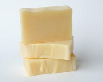 Lemongrass Soap, Lemongrass Eucalyptus Soap, All Natural Soap, Handmade Soap, Rustic Soap, No Parabens, Sulfates or Synthetic Perfumes