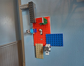 Lego Connecting Light Switch Cover - 3D Printed - Great for Kids of any age - Lego Block Connecting Switch Cover - Easter Gift