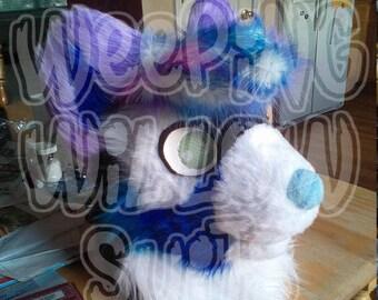 CUSTOM Fursuit Head COMMISSIONS