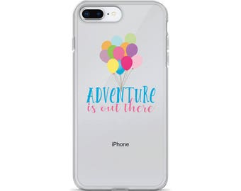 Adventure Is Out There Disney Pixar UP iPhone Case | Walt Disney World Phone Case | Disneyland Phone Case