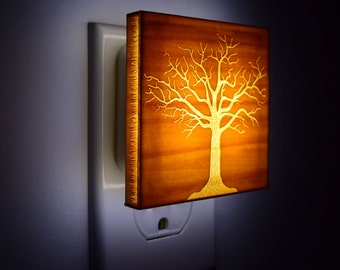 Tree Night Light, Bonsai