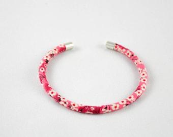 Pink Liberty Mitsi Valeria Bangle Bracelet