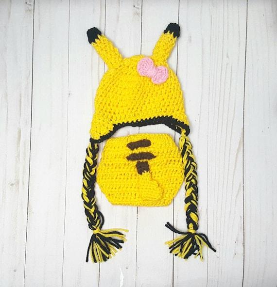Like this item? & Baby Girl Pokemon Costume Newborn Pikachu Outfit Newborn