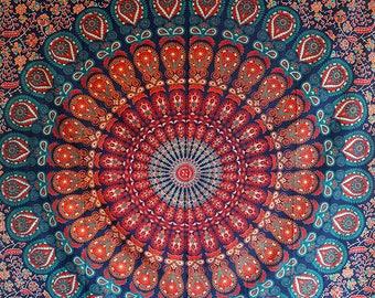 Wall Hanging Tapestry Large Wall Art Bedding Home Decor Mandala tapestries Wall Decor wall hanging Dorm Decor Boho Decor Bedroom decor yoga