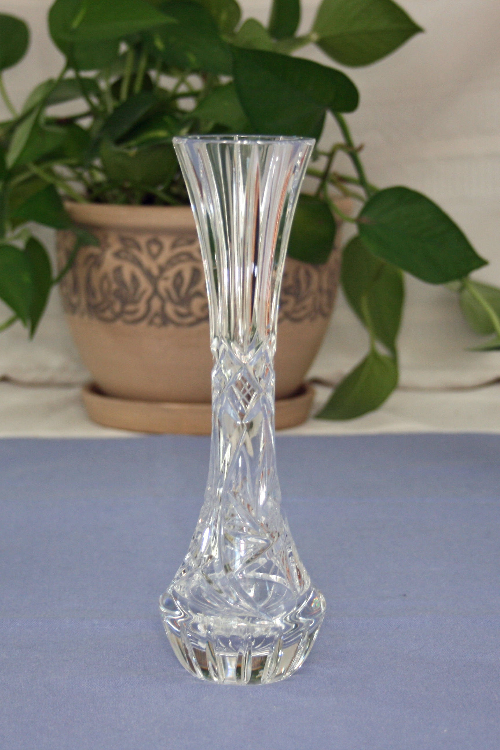 flower vase inspirational and crystal decor accessories orrefors of