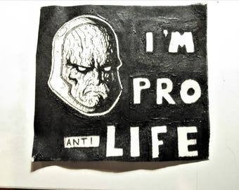 Darkseid patch