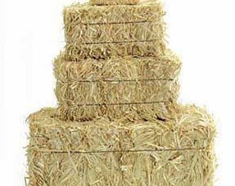 Mini Hay Bales - 10 Inch