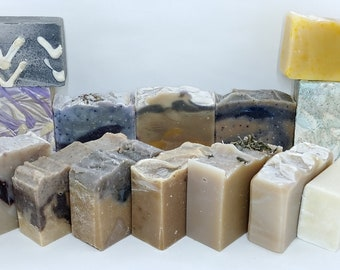 Soap Set: 3 pack - Gentle, Everyday, Advanced or Seasonal, Bundle - 3 bars of soap!