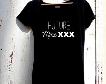 T-shirt future Mrs - Future Mrs - future Mrs - future Mrs - personalized bachelorette party - call me Madam - call me madam.