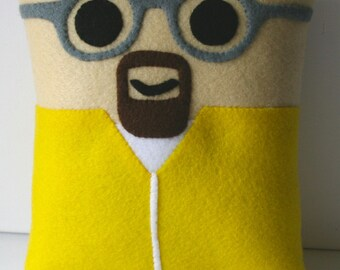 Breaking Bad Walter White Mini Felt Cushion