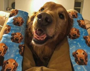 Customized Dog Socks - Put Your Cute Dog on Custom Socks, Dog Lovers, Dog GIft, Cute Dog Personalized, Dog Gift Socks, Birthday Present