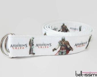 Assassin Belt children's Belt, boy's belt, Adjustable, Cotton,