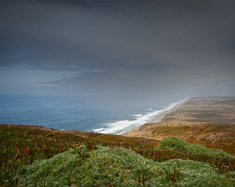 Landscape Photography - Point Reyes, California -  8x12