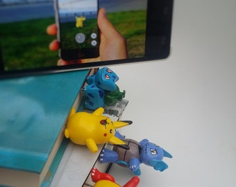 PIKACHU Bookmark, Pikachu GIFs bookmarks, pokemon Pikachu book mark, Pocemon Go, popular pokemons bookmark, Gift for Gamer, Catch Pokemon