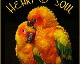 Heart & Soul - UNscented Pheromone Blend for Women - Love Potion Magickal Perfumerie