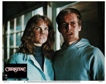 Christine – 1983 – Original US lobby card  #  8