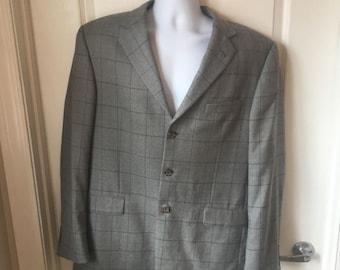 Burberry London  men suit 42 R new never worn