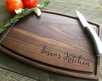 Custom cutting board, Gift for her, best friend gift, Mothers Day gift, Birthday gift, Personalized Cutting Board, Engraved cutting board