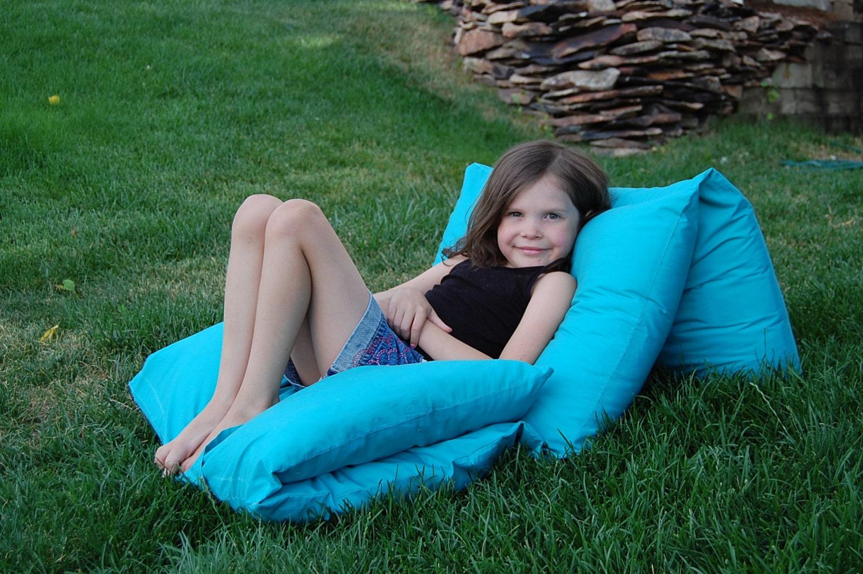 Pillow Lounger Pattern PDF Kids Baby Child Pillow floor