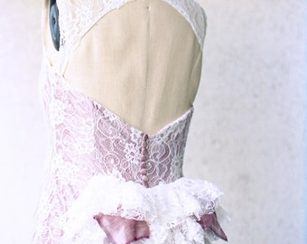 Incredible Victorian Wedding Dresses----Custom Made
