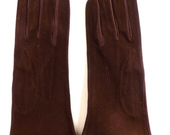 Pair of original gloves made in italy, 1940s