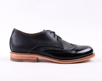 Derby Wingtip (Patent Leather)