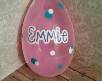 Personalized Easter egg, Easter basket, Easter, Egg