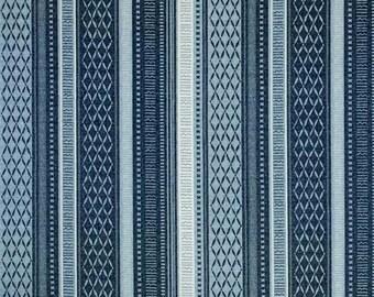 TBO Long Weekend Indigo Waverly Fabric