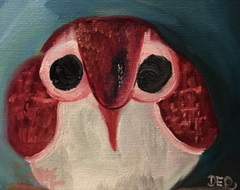 Lil Red Owl