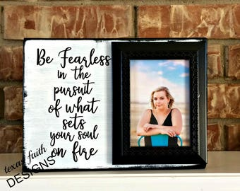 Custom Picture Frame Baby Picture Frames, Graduation Gift, Baby Shower Gift, Quote Picture Frame