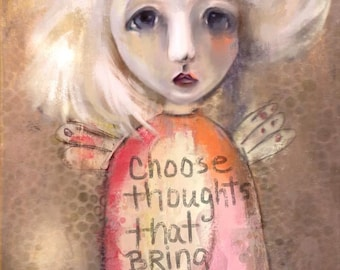Choose Thoughts That Bring Relief