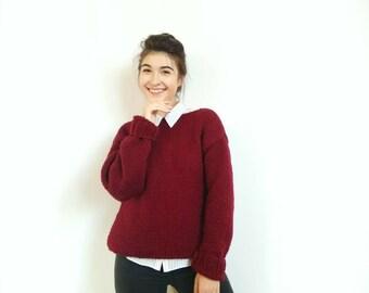Nar sweater, wool sweater, ugly sweater, wool, sweater